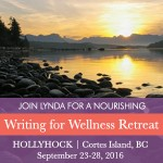 Write it out at Hollyhock: Express yourself, replenish & grow!